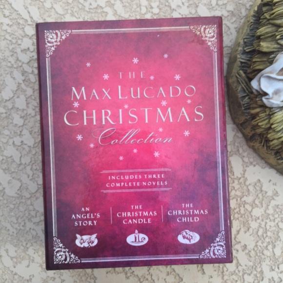Max Lucado Christmas.Max Lucado Christmas Collection